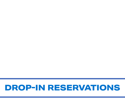 Drop-in Reservation